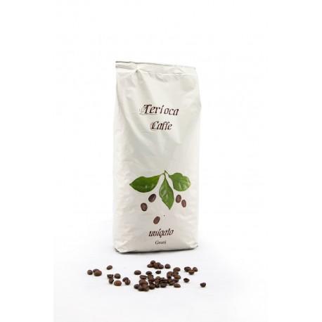 Terioca бял бар   -  Кафе на зърна