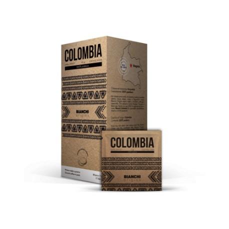 Кафе на монодози Bianchi Colombia 16 бр.