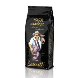 Lucaffe Mr.Exclusive 100 % ARABICA – 1kg ЗЪРНА