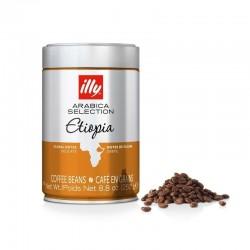 Illy на зърна Етиопия   -   Кафе на зърна (250гр.)