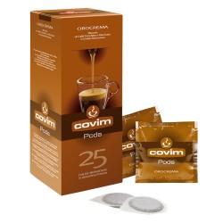 Кафе на монодози Covim Orocrema  25бр.