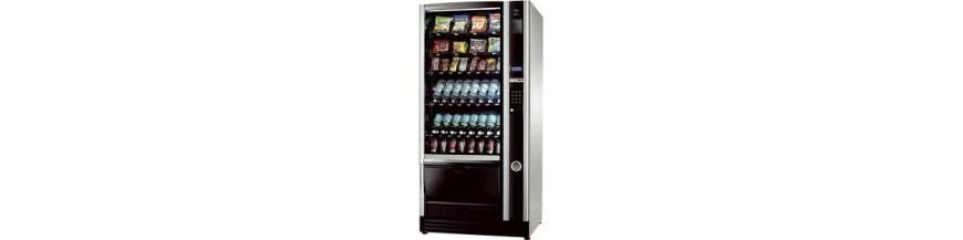 Вендинг автомат за закуски, храни и напитки