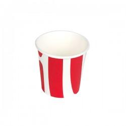 Картонени чаши illy за капучино