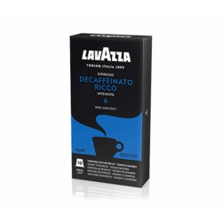 Кафе на капсули Lavazza Decaffeinato -Nespresso съвместими